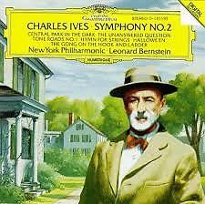 Ives - Symphony No. 2  - Leonard Bernstein,New York Philharmonic