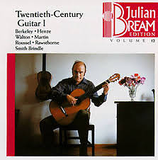 Twentieth Century Guitar I (No. 1) - Julian Bream