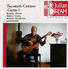 Twentieth Century Guitar I (No. 2) - Julian Bream