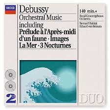 Debussy - Orchestral Music CD 1 - Bernard Haitink,Eduard Van Beinum,Royal Concertgebouw Orchestra