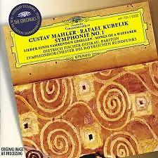 Gustav Mahler - Lieder Eeines Fahrenden Gesellen - Rafael Kubelik,Dietrich Fischer Dieskau