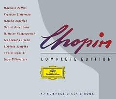 Chopin - Complete Edition Vol. 7, Sonatas Variations CD 1 - Maurizio Pollini