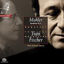Mahler - Symphony No. 4 - Ivan Fischer,Budapest Symphony Orchestra
