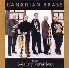 Bach - Goldberg Variations (No. 2) - The Canadian Brass