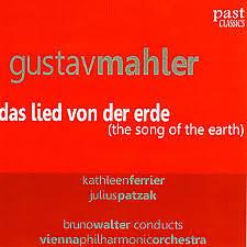 Mahler - Das Lied Von Der Erde - Bruno Walter,Vienna Radio Symphony Orchestra