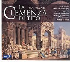 Mozart - La Clemenza Di Tito CD 2 (No. 2) - René Jacobs,RIAS Kammerchor,Freiburger Barockorchester
