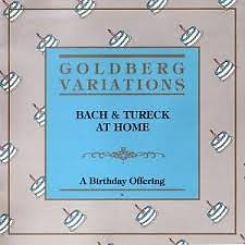 Goldberg Variations - Bach & Tureck At Home (No. 1) - Rosalyn Tureck