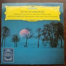Debussy - Images; Tchaikovsky - Symphony No. 1 Winter Dreams - Michael Tilson Thomas,Boston Symphony Orchestra