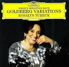 Bach - Goldberg Variations CD 1 - Rosalyn Tureck