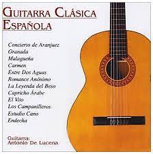 Spanish Guitar Collection - Guitarra Clasica Espanola CD 1 - Antonio De Lucena,Various Artists