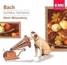 Bach - Goldberg Variations (No. 1) - Alexis Weissenberg