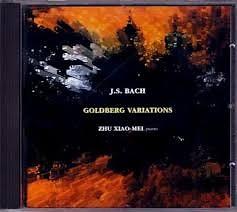 J.S.Bach - Goldberg Variation (No. 3) - Zhu Xiao-Mei