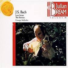 Bream Collection Vol. 20 - J.S. Bach Lute Suites, Trio Sonatas - Julian Bream