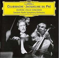 Dvorak Cello Concerto - Jacqueline du Pré,Sergiu Celibidache