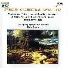 Swedish Orchestral Favourites - Okko Kamu,Helsingborg Symphony Orchestra