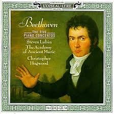 Beethoven - The Five Piano Concertos CD 1 - Christopher Hogwood,Steven Lubin,Academy Of Ancient Music