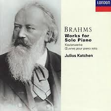 Brahms - Works For Solo Piano CD 6 (No. 1) - Julius Katchen