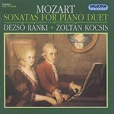 Mozart - Sonatas For Piano Duet CD 1 - Dezso Ranki,Zoltán Kocsis
