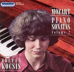 Mozart - Piano Sonatas Vol. 2 CD 2 - Zoltán Kocsis