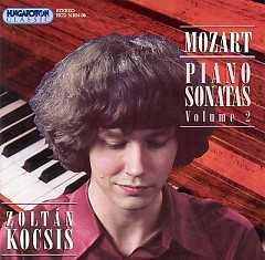 Mozart - Piano Sonatas Vol. 2 CD 3 - Zoltán Kocsis