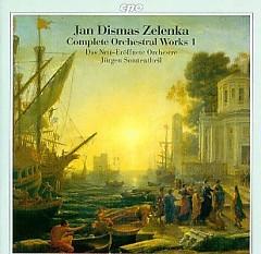 Zelenka - Complete Orchestra Works Vol 1