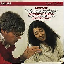 Mozart - Piano Concerti 20 & 21 - Mitsuko Uchida,Jeffrey Tate,English Chamber Orchestra