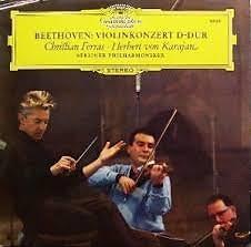 Beethoven - Violin Concerto - Herbert von Karajan,Christian Ferras,Berlin Philharmonic Orchestra