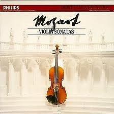 Mozart - Violin Sonatas CD 4