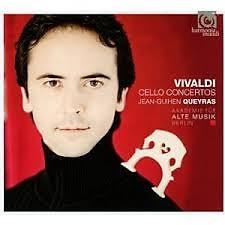 Vivaldi - Cello Concertos (No. 2) - Jean-Guihen Queyras,Akademie Fur Alte Musik Berlin