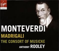 Claudio Monteverdi - Madrigali CD 3 (No. 1) - Anthony Rooley,The Consort Of Musicke