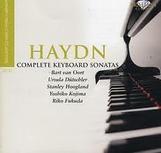 Haydn  - Complete Keyboard Sonatas CD 2 - Bart Van Oort,Various Artists