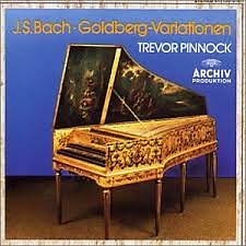 Bach - Goldberg Variations (No. 3) - Trevor Pinnock