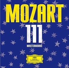 Mozart 111 Masterworks  CD 24 - String Quintet K.515, Divertimento K.563  - Amadeus Quartett