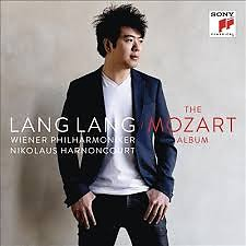 The Mozart Album CD 1 - Lang Lang,Nikolaus Harnoncourt,Vienna Philharmonic