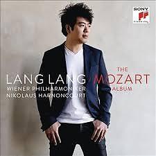 The Mozart Album CD 2 - Lang Lang,Nikolaus Harnoncourt,Vienna Philharmonic