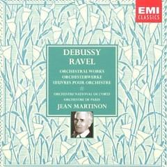 Debussy, Ravel - Orchestral Works CD 6