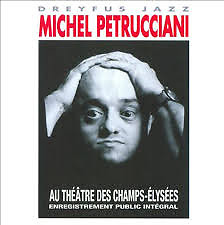 Au Théâtre des Champs - Élysées - Michel Petrucciani