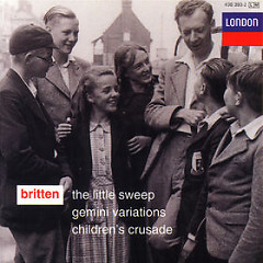 Britten - The Little Sweep (No. 2) - Benjamin Britten