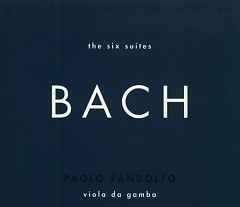 Bach - The Six Suites CD 2 (No. 1) - Paolo Pandolfo