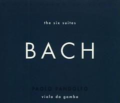 Bach - The Six Suites CD 2 (No. 2) - Paolo Pandolfo