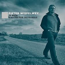 J.S. Bach - 6 Suites For Cello Solo CD 1 (No. 2) - Peter Wispelwey