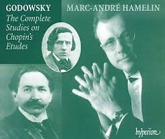 Godowsky - The Complete Studies On Chopin's Etudes CD 2 (No. 2) - Marc-André Hamelin