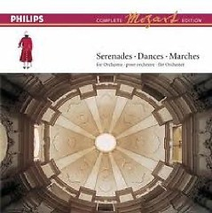 Mozart Complete Edition Box 2 - Serenades, Dances & Marches CD 12 (No. 3) - Willi Boskovsky,Sir Neville Marriner,Academy Of St Martin InThe Fields