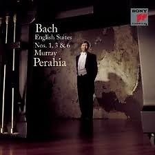 Bach - English Suites Nos. 1, 3 & 6 (No. 2) - Murray Perahia