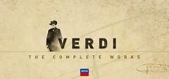 Verdi - The Complete Works CD 72 - Richard Bonynge,Claudio Abbado,Various Artists