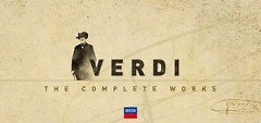 Verdi - The Complete Works CD 74 - Richard Bonynge,Claudio Abbado,Various Artists