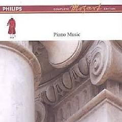 Mozart Complete Edition Box 9 - Piano Music CD 6 - Mitsuko Uchida
