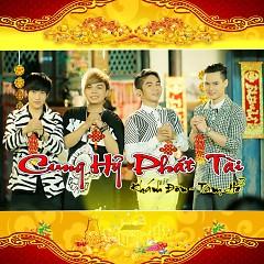 Album Cung Hỷ Phát Tài - Tam Hổ,Khánh Đơn