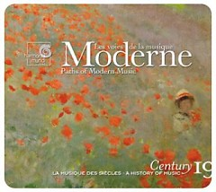 Harmonia Mundi's Century Collection - A History Of Music CD 19 - Paths Of Modern Music (No. 1)
