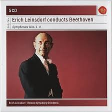 Erich Leinsdorf Conducts Beethoven Symphonies CD 3 - Erich Leinsdorf,Boston Symphony Orchestra